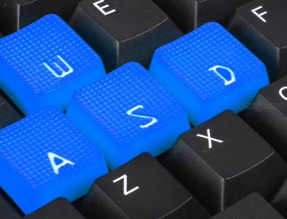 rubber keys for keyboard wasd