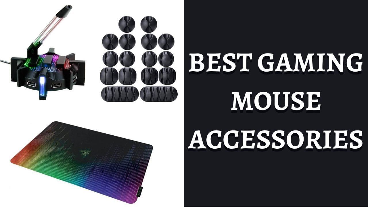 BEST GAMING MOUSE ACCESSORIES