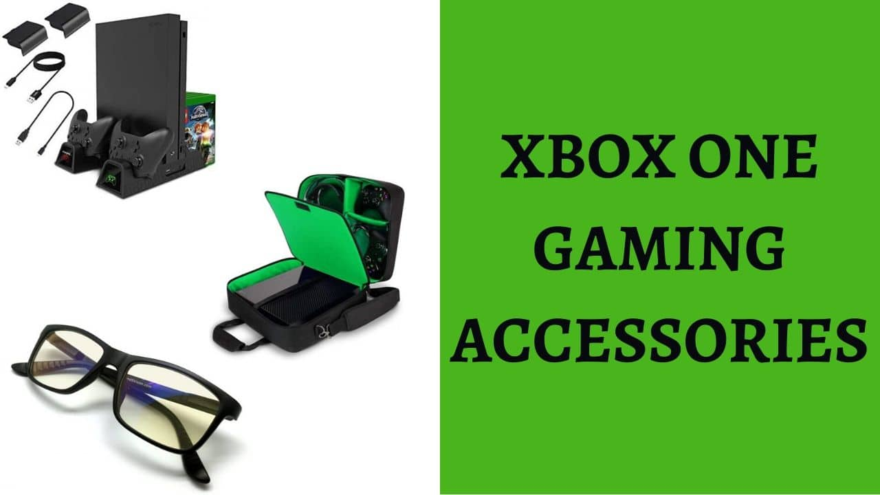 Best Must Have Xbox One Gaming Accessories
