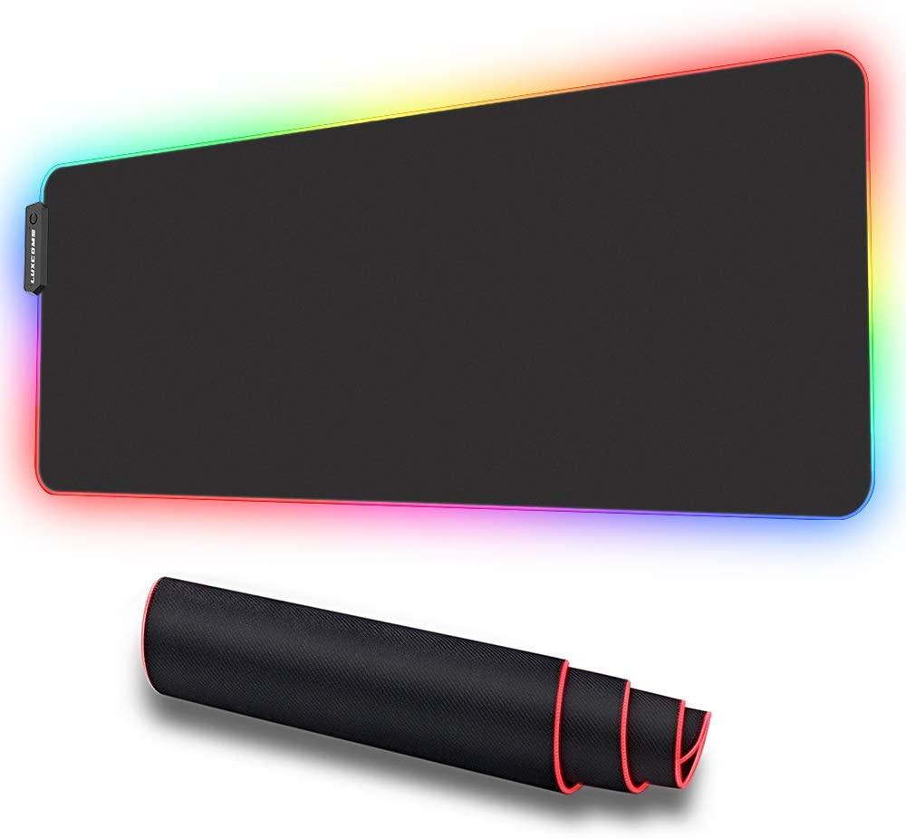 Luxcoms RGB Gaming Mouse pad