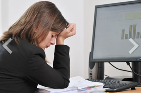 Adrenal Exhaustion at work