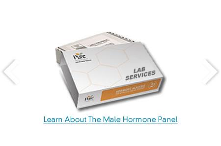Male Hormone Panel Testing