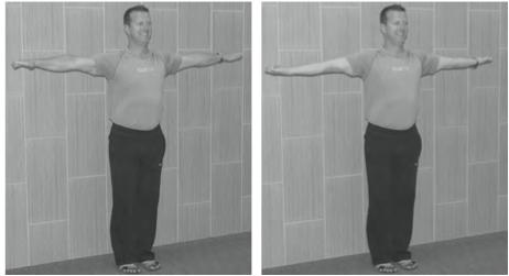 Standing Arm Circles Egoscue Method