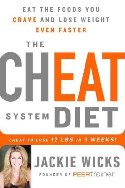 Cheat System Diet Book