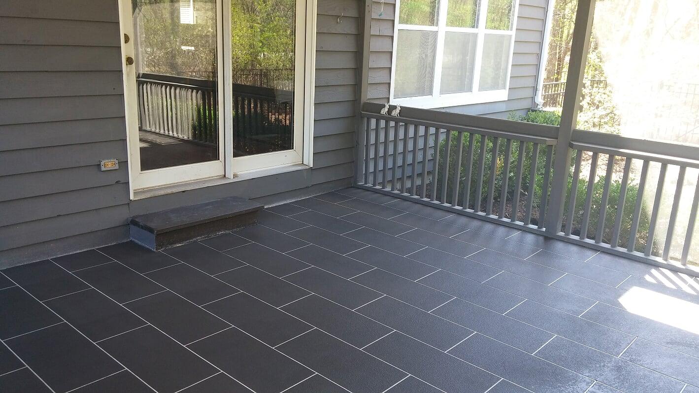 Concrete Stamping