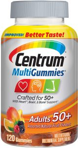 Centrum Multigummies Printable Coupon