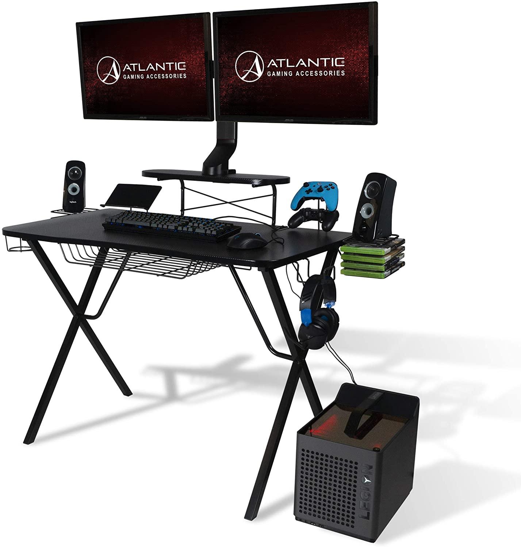 Amazon: $89.90 Atlantic Gaming Original Gaming Desk Pro ...