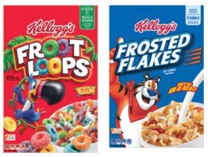Kellogg's Cereal Printable Coupon