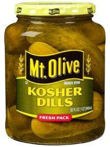 Mt. Olive Pickles Printable Coupon