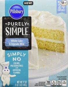 Pillsbury Purely Simple Cake Mix Printable Coupon