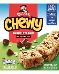 Quaker Chewy Granola Bars Coupon