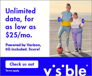 Visible from Verizon Wireless