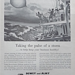 1954 Dewey and Army, Business-Week