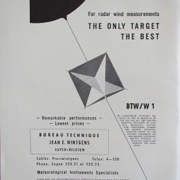 1964 Bureau Technique, BAMS