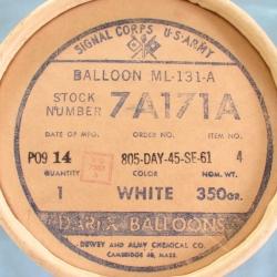 BALLOON: Darex, ML-131A