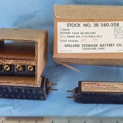 BATTERY BB 51 Willard Storage