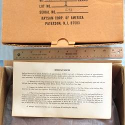 BALLOON: Kaysam, ML-541A/AM, 2200-Gram