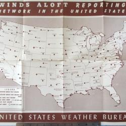 CHART: Winds Aloft, 1955