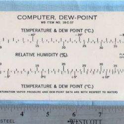 COMPUTER: Dewpoint, Felsenthal