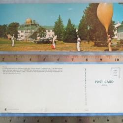 CARD: Postal, Naval Air Technical Training Center, Lakehurst