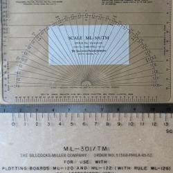 SCALE: ML-301/TM, Sillcocks-Miller (2)