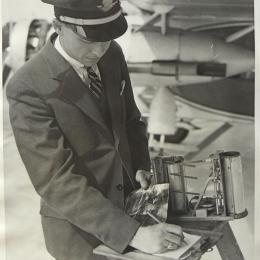 1933--Aerometeorograph, Salt Lake City, UT