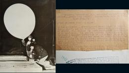 1941--100th Radiosonde Release at West Base – Antarctica