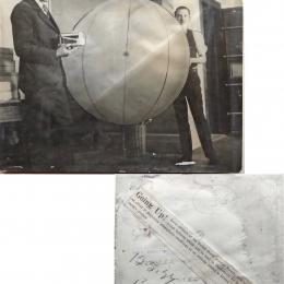 1944--WB Balloon and Radiosonde Boulder CO