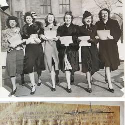 1945--New Weather Prognosticators U of Chicago