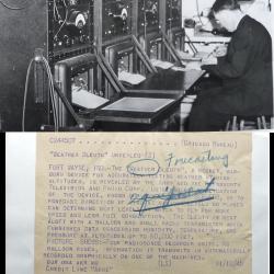 1945--Army/Farnsworth Radiosonde Recorders Fort Wayne IN