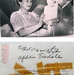 1962-Radiosonde Prelaunch Check Miami, FL