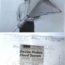 1965--NCAR Dropsonde Boulder CO