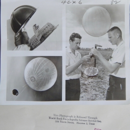 1966 GHOST balloon payload