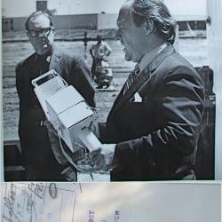 1971--Radiosonde Prelaunch Discussion, Denver CO