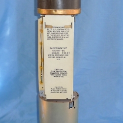 General Instrument Corp. AN/AMT-6C Dropsonde