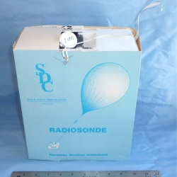 Space Data Corp. Radiosonde