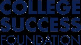 College Success Foundation Logo