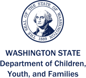Washington Department of Children, Youth, and Families Logo