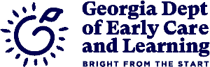 Georgia Department of Early Care and Learning Logo