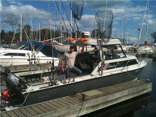 Bookings SylvainFishon Fishing Charter