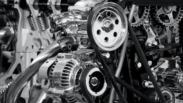 car engine powertrain parts
