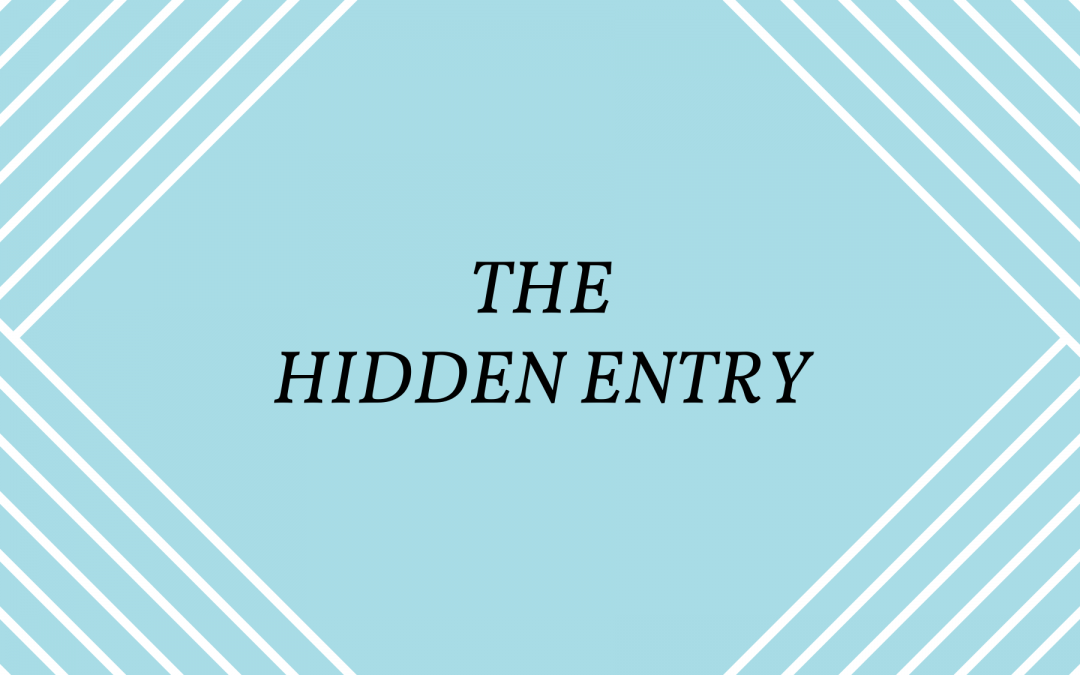 The Hidden Entry