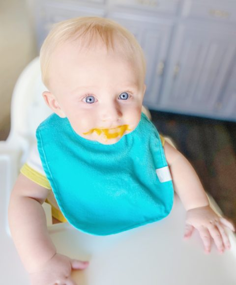 6 Signs Your baby has a food allergy featured