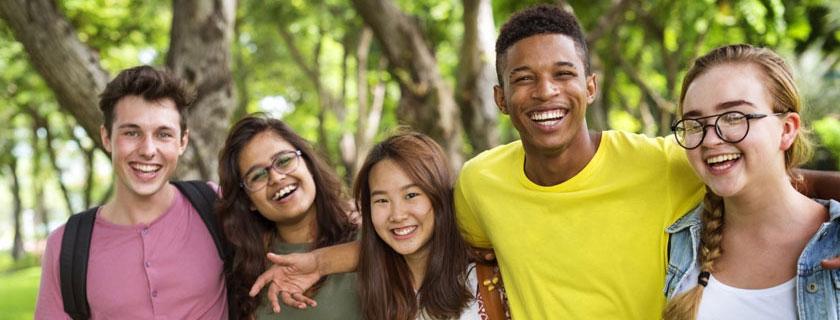 Lotus Behavioral Health adolescent service page bottom banner