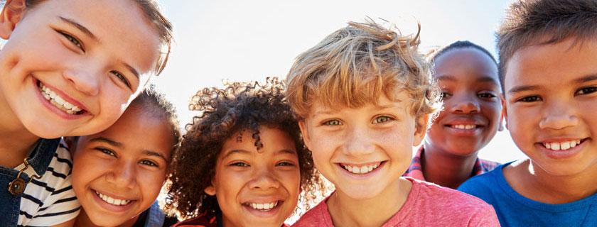 Lotus Behavioral Health child service page top banner