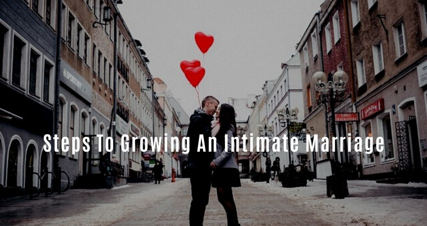 Intimacy In Mrriage