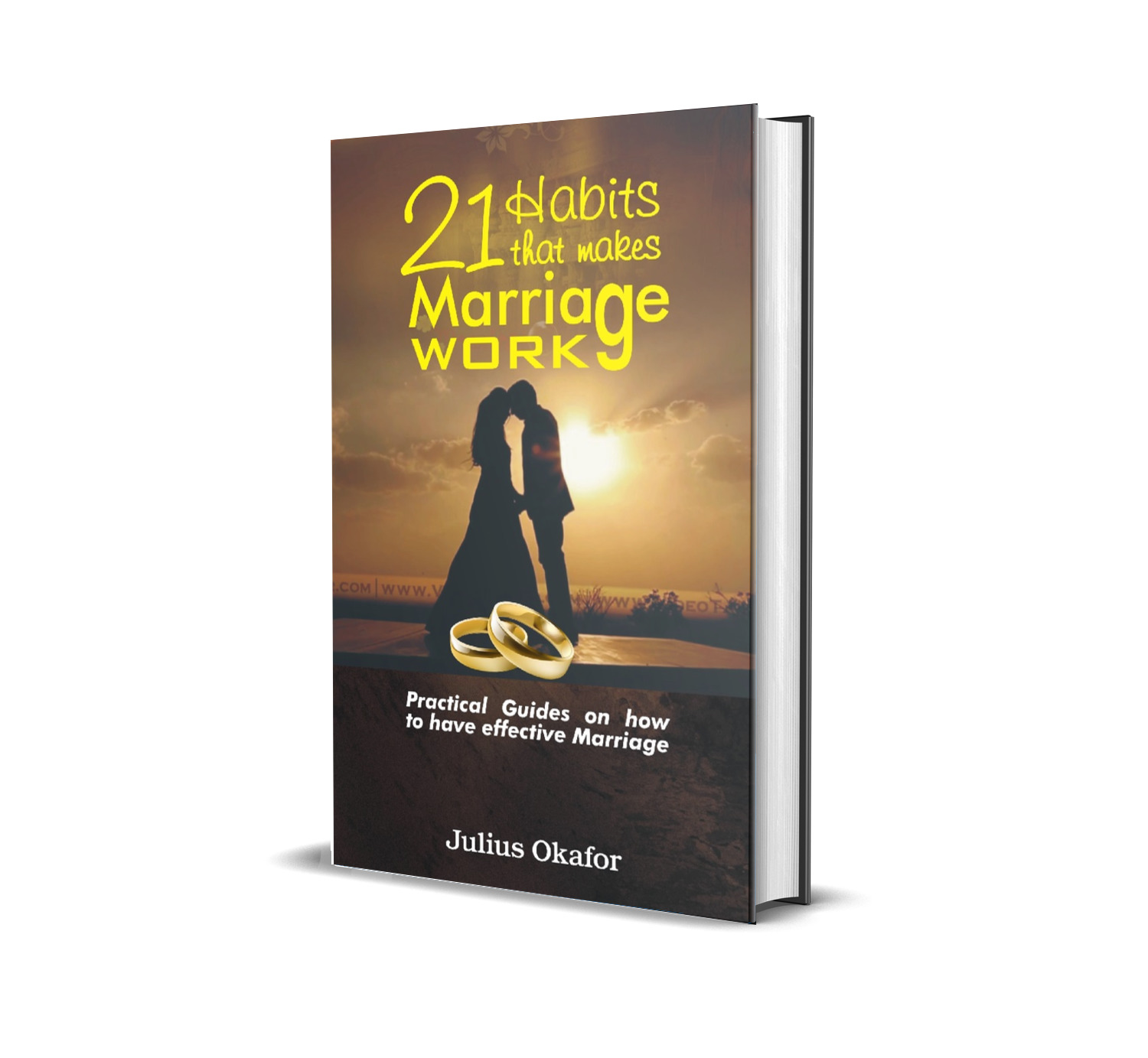 Habits That Makes Marriage To Work