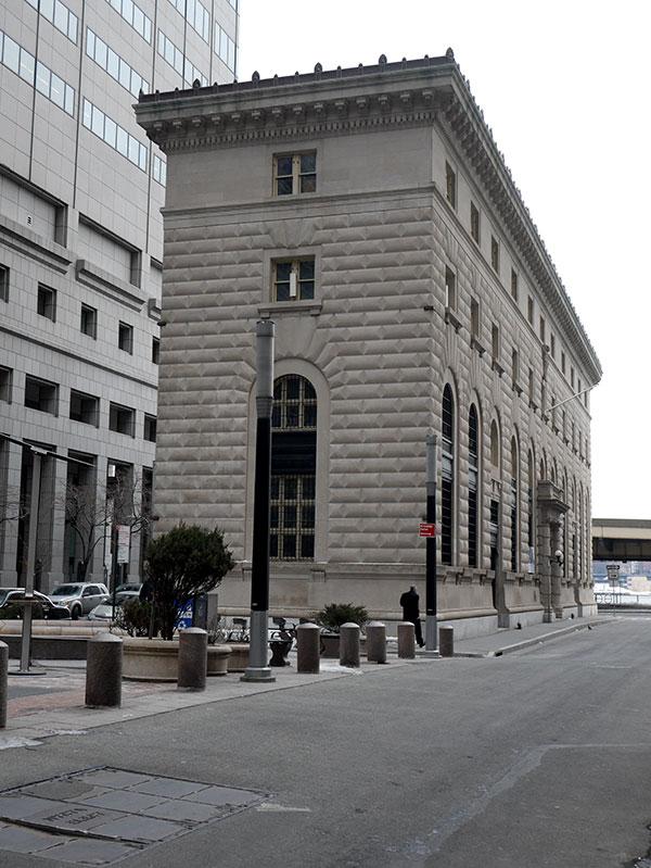 Old Slip Police Station