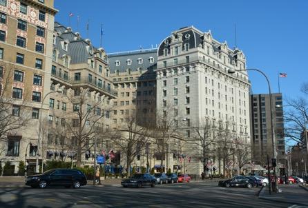 Downtown Washington DC Ecodistrict