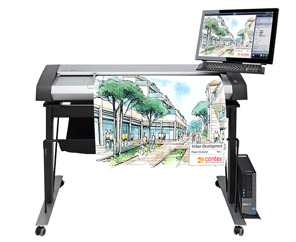 Contex HD Ultra I4290S ScanStationPRO